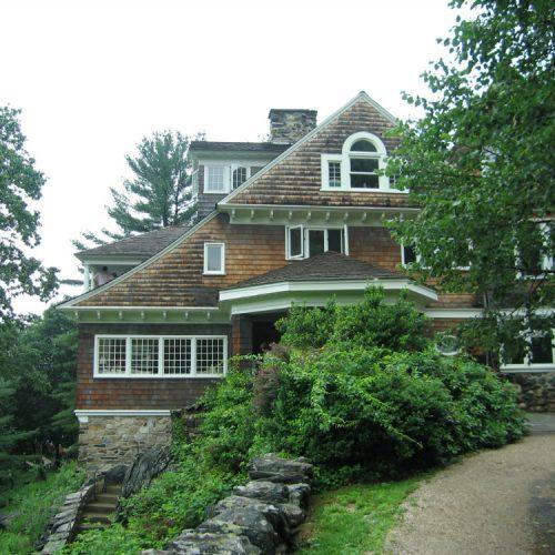 Architectural Feature: Ehrick Rossiter Part 2
