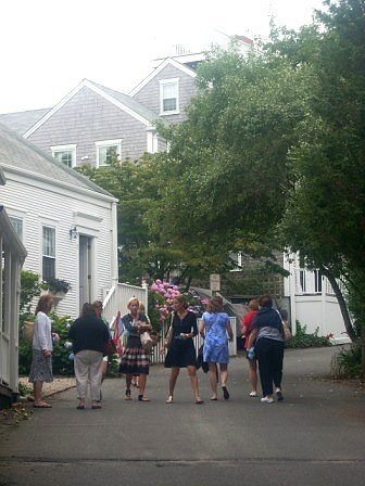 Visit the Summer Kitchen Tour in Nantucket This Week!
