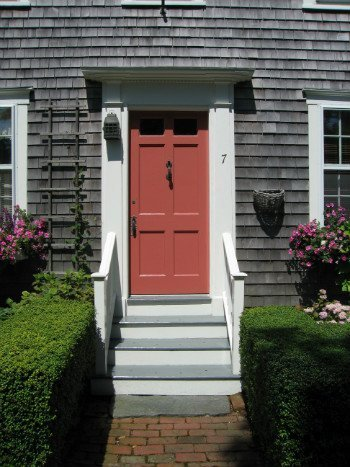 Nantucket Historical Society's Historic Paint Colors