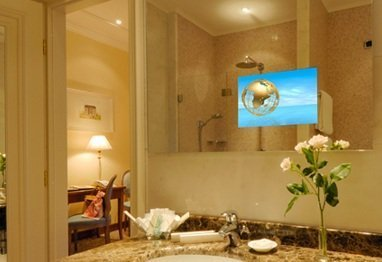 Luxurious Bathroom Amenities
