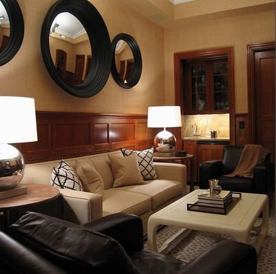 Before & After: Living Rooms
