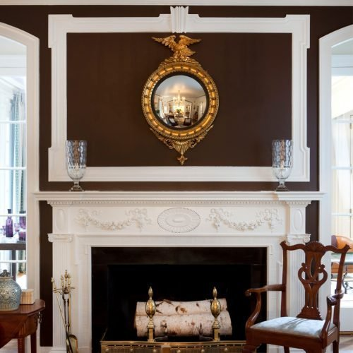 Anatomy of an Installation: Governor's Mansion Makeover