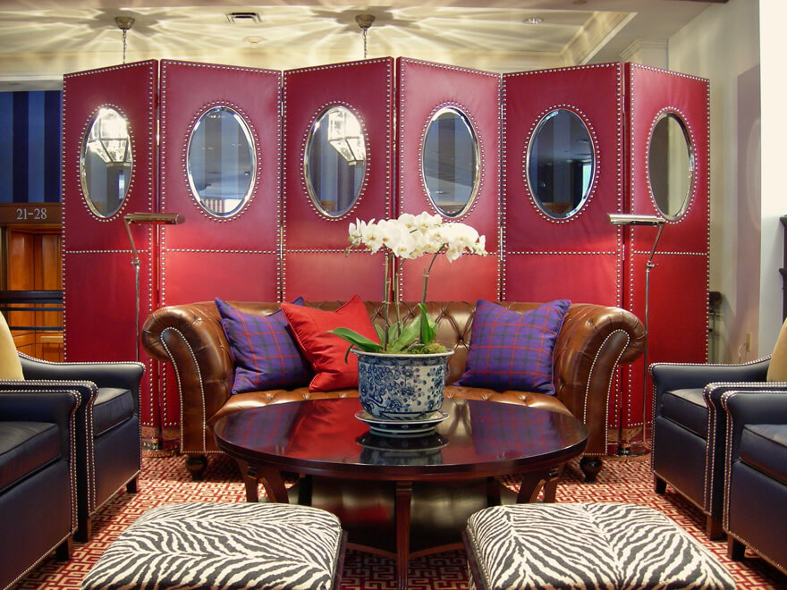 top hotel interior design firms
