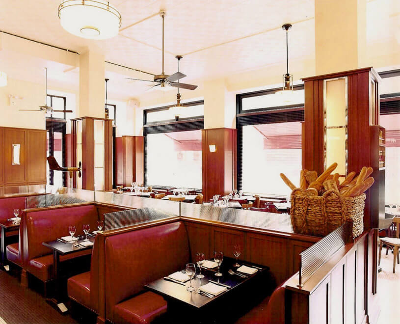 dallas area restaurant interior designers