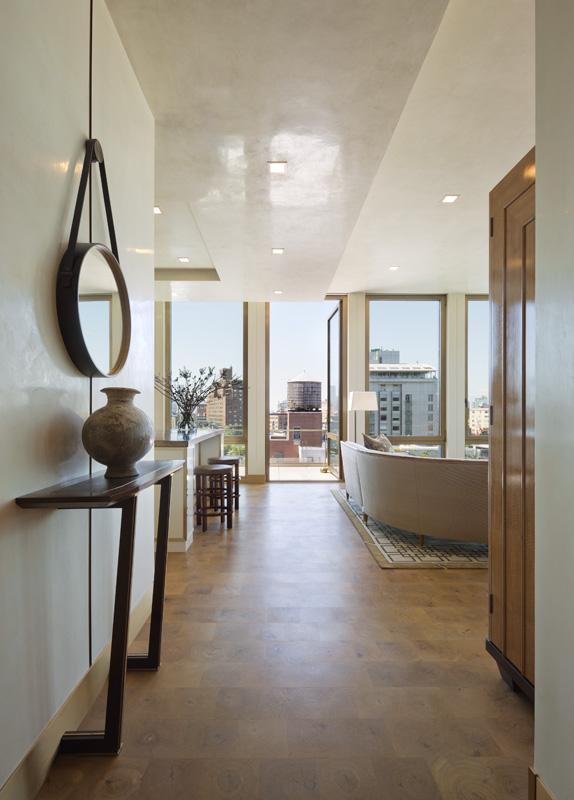 manhattan style apartment interior design