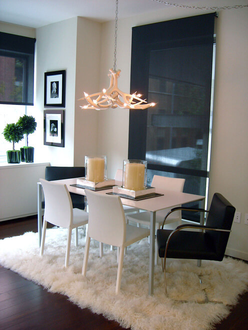 modern penthouse designer dallas