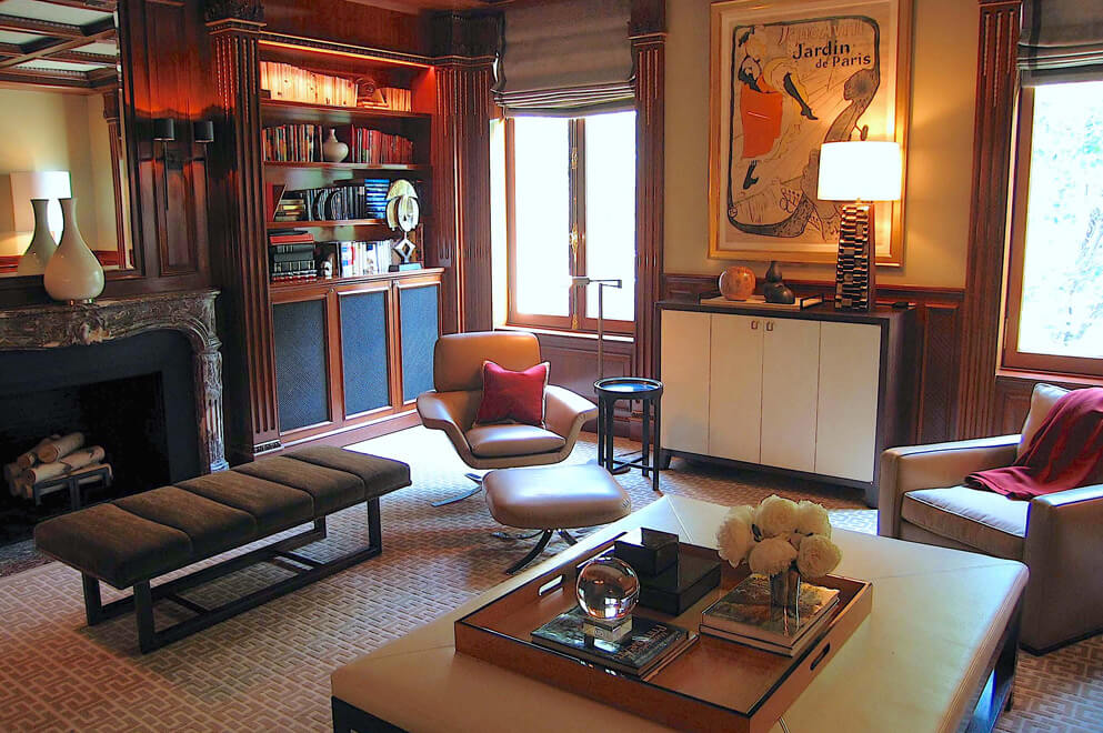amusing townhouse living room ideas | Historic Townhouse | S·B Long Interiors