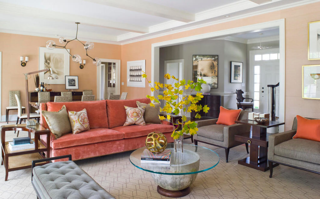 country house color schemes
