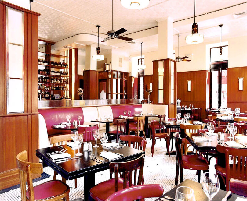 restaurant interior designers in dallas texas