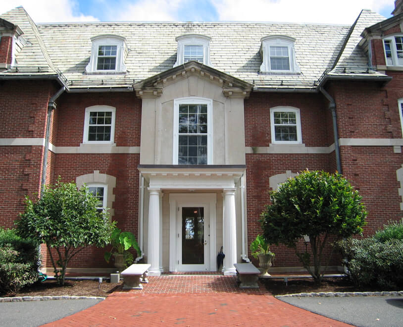 Governors Mansion CT