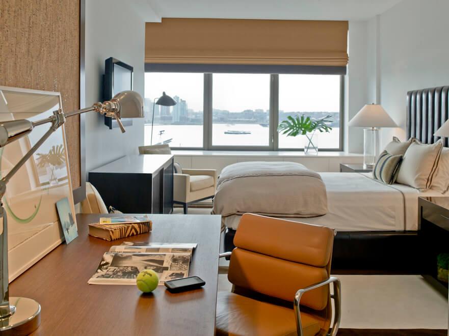 modern loft bedroom design ideas