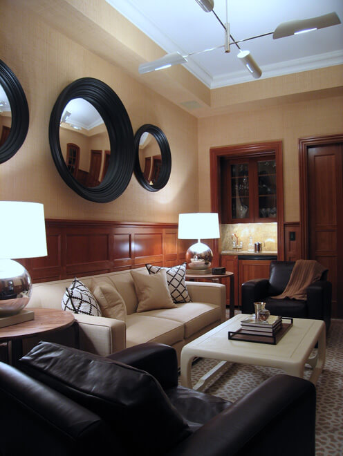 best townhouse interior design