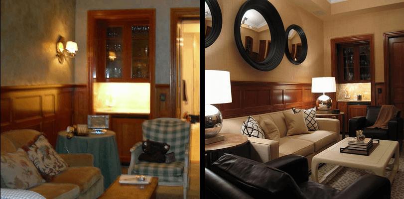townhouse interiors