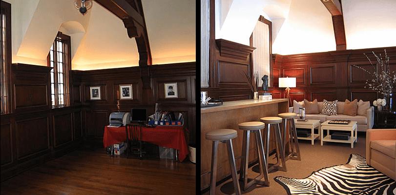 french style estate interior design