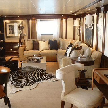 Oceania Cruises Owner's Suite Before/After