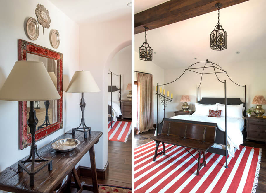 spanish style interior decorating