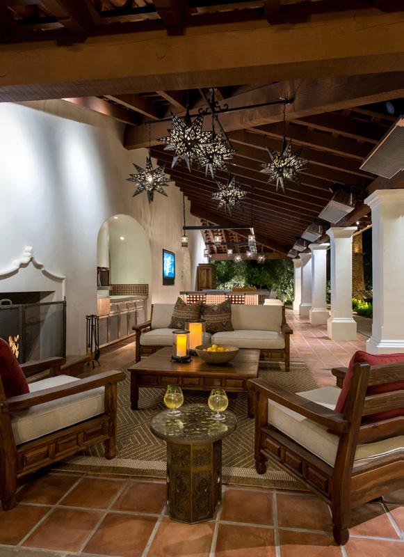 spanish villa design ideas