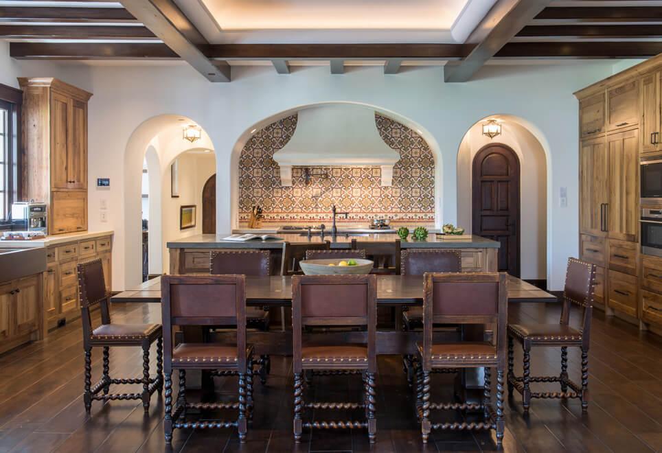 spanish kitchen design photos