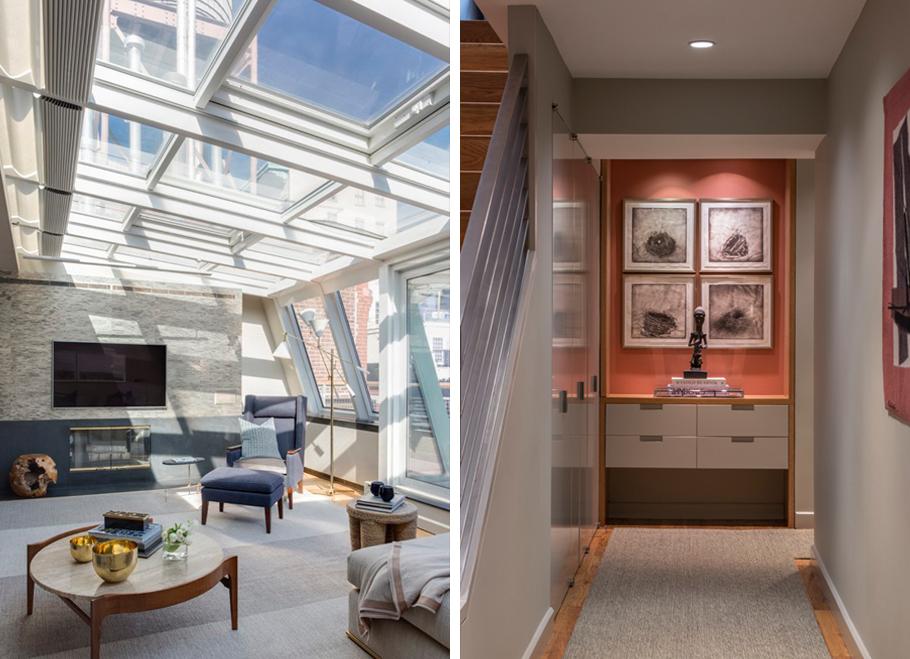 nyc penthouse interior design