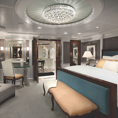 Oceania Cruises Owner's Suites