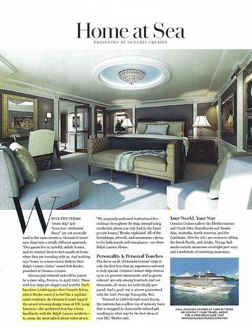Verdana Magazine April 2011