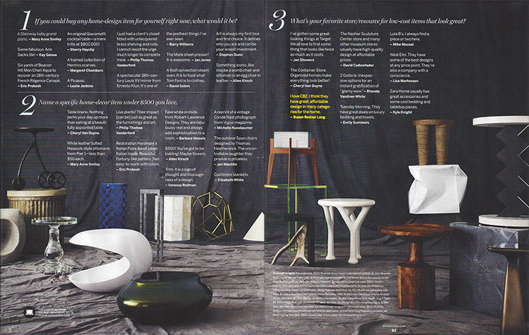 D Home Magazine March/April 2015