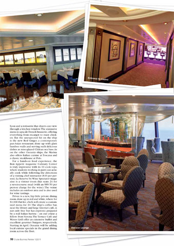 Cruise Business Review January 2011