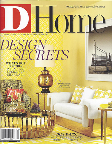D Home Magazine March/April 2014