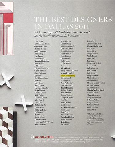 D Home Magazine March/April 2014