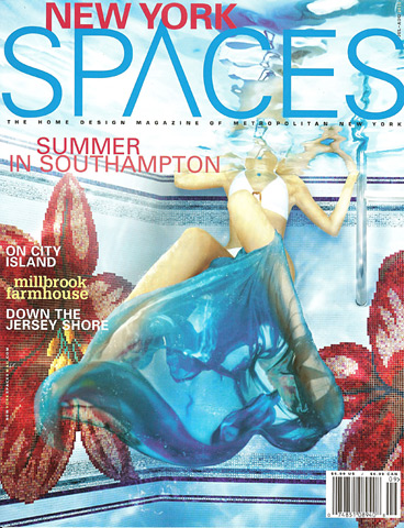 New York Spaces July / August 2010