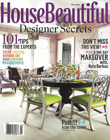 House Beautiful May 2012