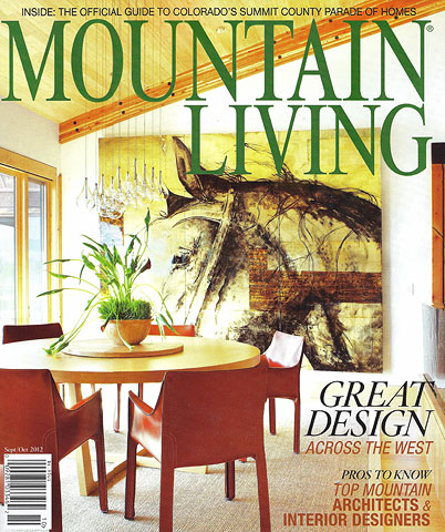 Mountain Living September 2012