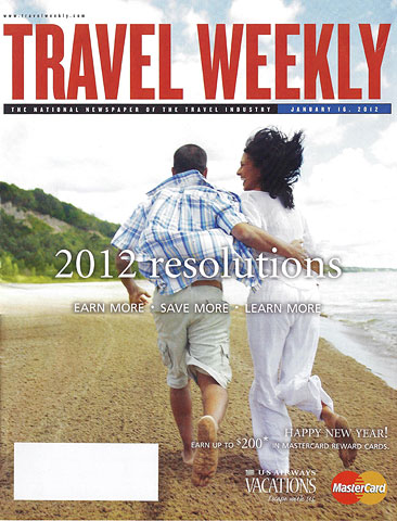 Travel Weekly January 16, 2012