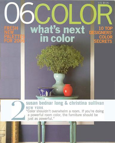 Benjamin Moore 06 Color 2006