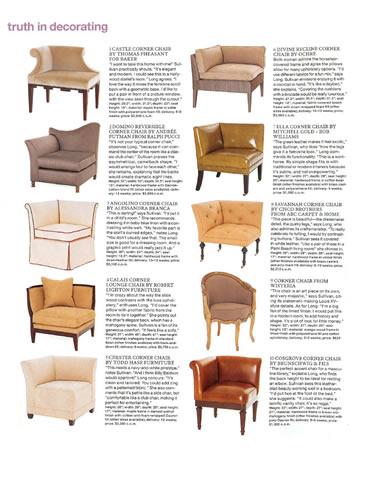 Elle Decor January / February 2007