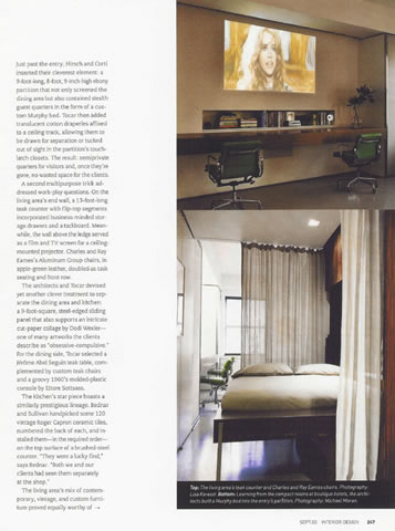 Interior Design September 2003