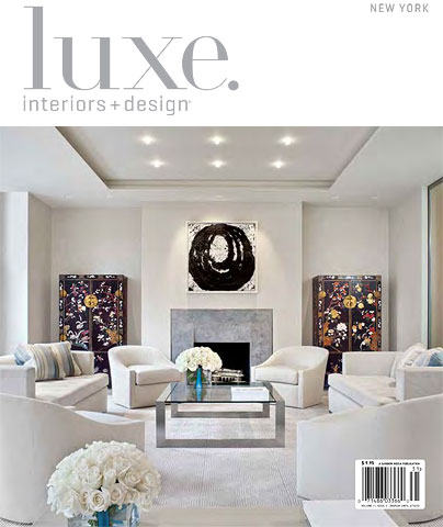 LUXE Magazine New York Winter 2013