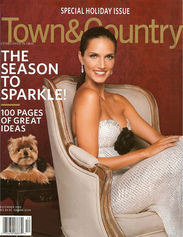 Town & Country December 2005