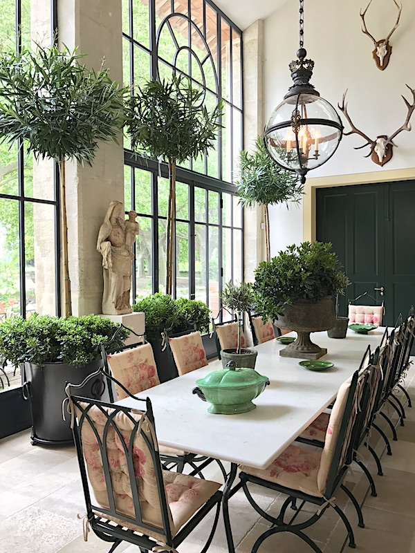 french provence interior design