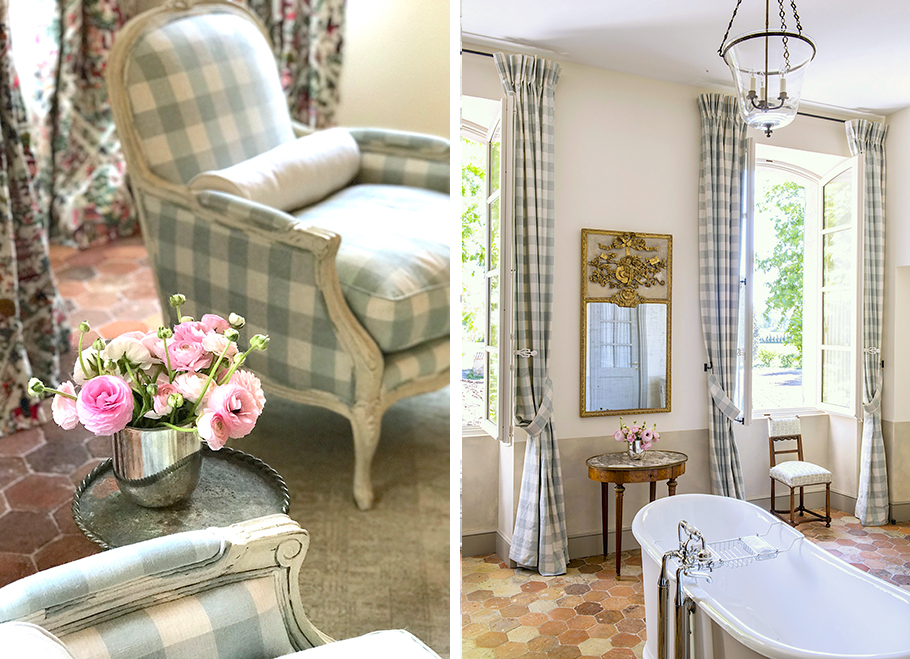 french provincial interior design ideas