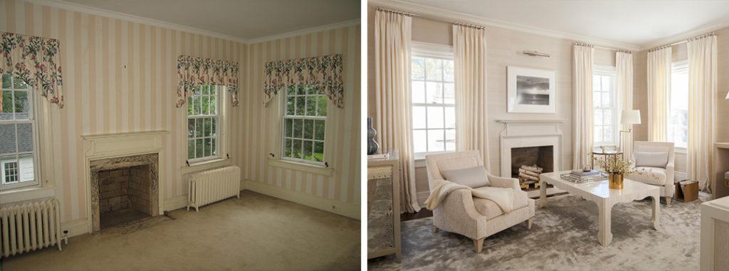 modern and minimalist interior design