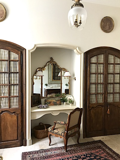 veranda magazine interior design france