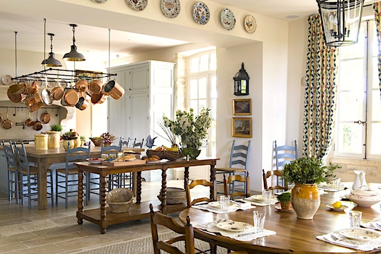 veranda magazine french farmhouse