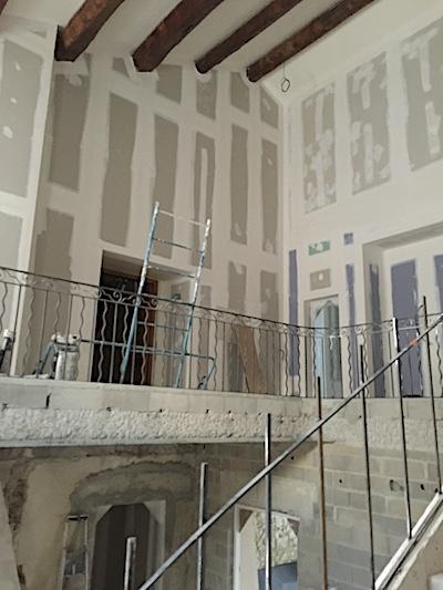 provence farmhouse restoration