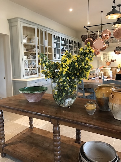 provence dishes by interior design
