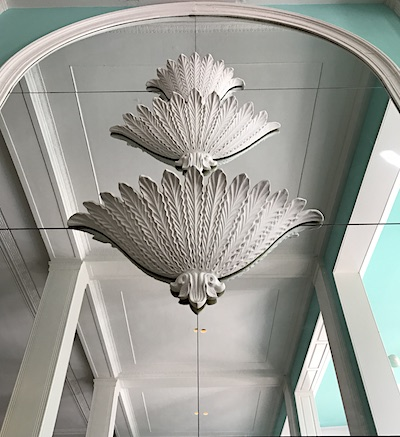 ornate wall sconces