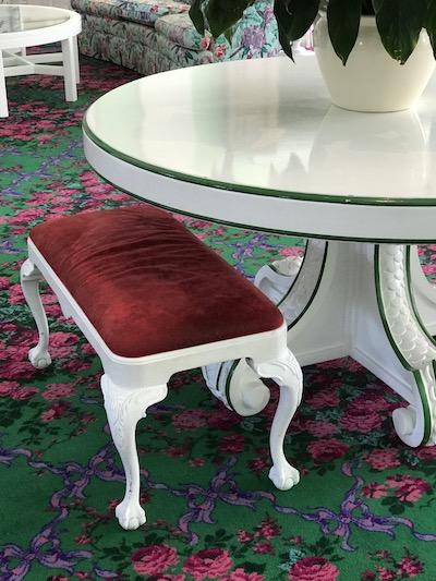 dorothy draper style furniture