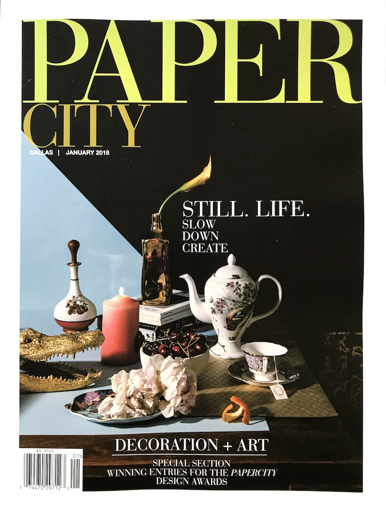 Paper City January 2018