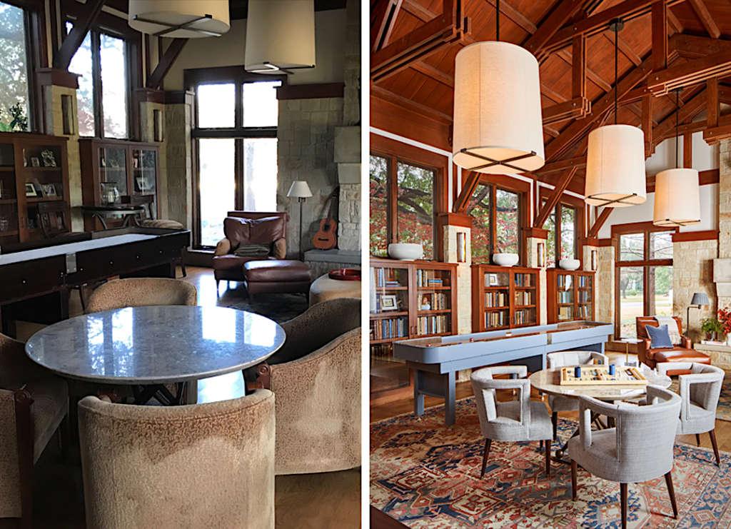 luxe interior design firm