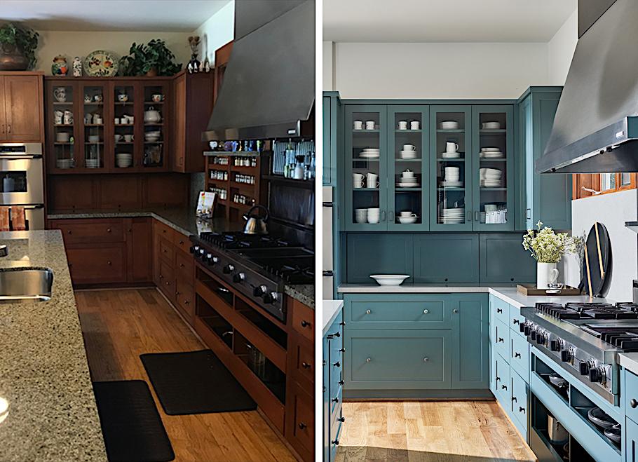 dallas kitchen redesign